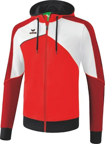 Kinder Premium One 2.0 Trainingsjacke mit Kapuze Gr.128-164