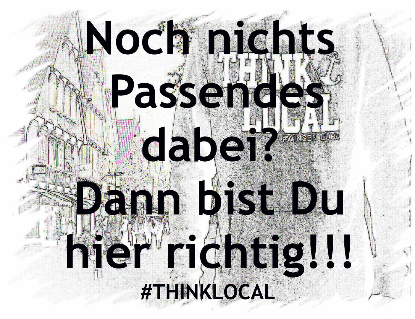 #THINKLOCAL individuell