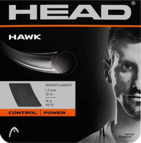 Head Hawk 1.25mm grau