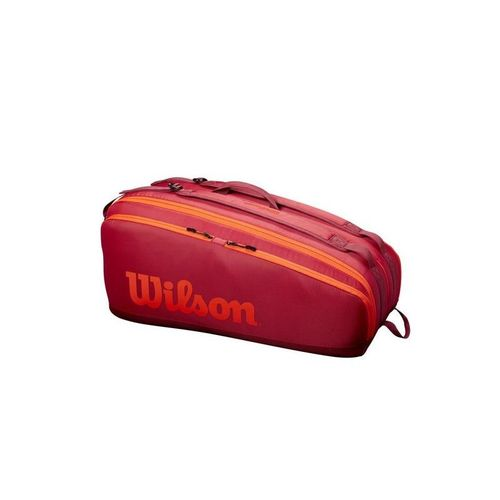 Wilson Tour 12 Pack Bag maroon